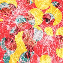 Colorful abstract artwork von Gaspar Avila