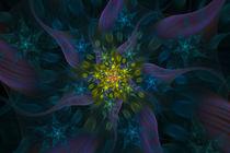 Unterwasser Blüte by Viktor Peschel