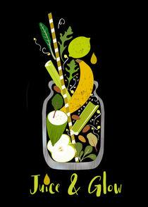 Juice & Glow by Elisandra Sevenstar