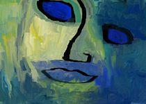 Blue Eyes  by Udo Paulussen