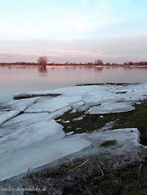 Tonnenschweres Oder-Eis by voelzis-augenblicke