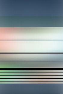 Bunter Streifen von Bastian  Kienitz