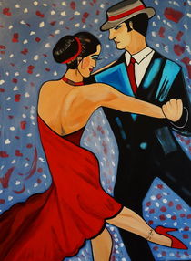 TWO TO TANGO by Nora Shepley