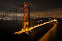 Golden Gate Bridge by dm88