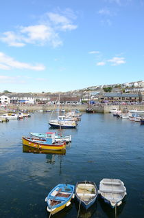 Cornwall by Julia Hendriks
