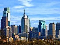 Philadelphia Pa Skyline II von Susan Savad