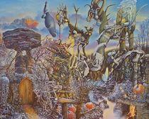 """""""Riverbed Sanctum in November Frost"""" von James McCarthy"""