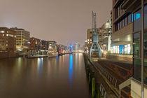 Hamburg Hafencity von Borg Enders