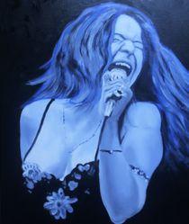 Janis Joplin von Gene Davis