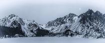 High Tatras - Popradske Pleso by Tomas Gregor