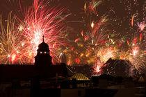 New Year's Fireworks (2012) by Tobias Münch
