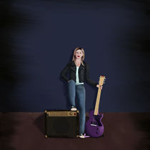 Jessica Wilde by brinjen