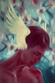 Hermes portrait by veuliahart