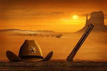Der Sheriff ist unterwegs von Monika Juengling