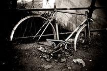 Verwahrlostes Fahrrad  von Bastian  Kienitz