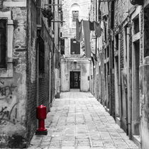 Venice Alley by Renato  van Ray