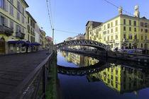Mailand Ticinese by Patrick Lohmüller
