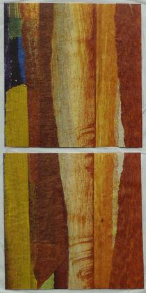 Collage2Ocker by Marion Elsa Weigeldt