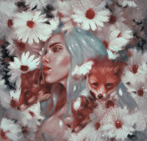 Fox spirit by Damir Martic