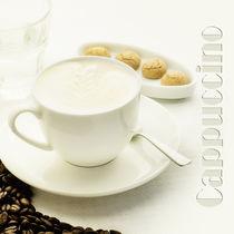 Cappuccino von fotoabsolutart