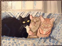 3 Mouse-keteers by larry boelman