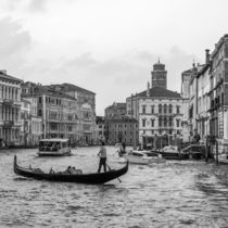 Venice Monochrome von Renato  van Ray