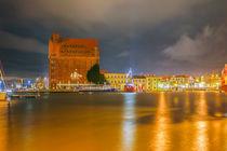Stralsund by Tino Schmidt