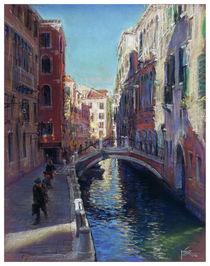 Venice Morning by Miroslav Ivanov