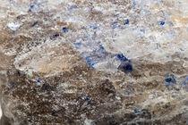 Persische Blausalzkristalle von Dieter  Meyer