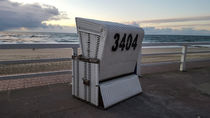 Hooded Beach Chair - Sylt by stephiii