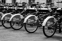 Bikes in Barcelona von stephiii