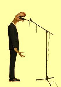 Standup Comedian 2 von Leonard Zinovyev