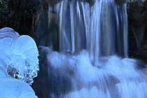 Wasser und Eis von Bernhard Kaiser