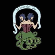 the siamese octopus ladies by herz +  hirn