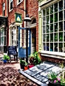 Philadelphia PA Coffeehouse von Susan Savad
