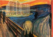 The Scream by Leonard Zinovyev