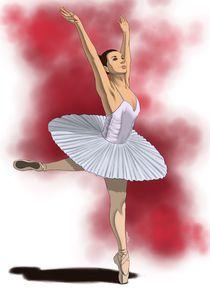 Prima Ballerina by Juan Paolo Novelli