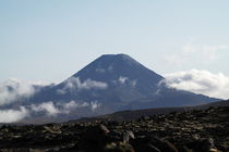 Volcano Ngauruhoe in New Zealand by stephiii