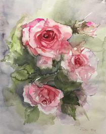"Rote Rosen by Dorothea ""Elia"" Piper"