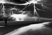 Storm (Digital Art ) von John Wain