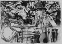 Butch Trucks by art-imago