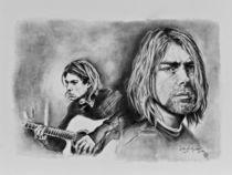 Kurt Cobain by art-imago