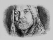 Gregg Allman by art-imago