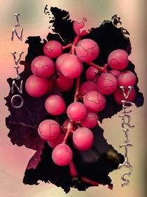 In Vino Veritas - Im Wein liegt die Wahrheit by Chris Berger