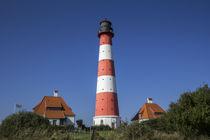 Westerhever Leuchtturm by Britta Hilpert