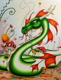 Gateway Dragon by Robert Ball