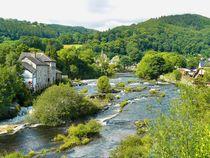 Llangollen in Wales von gscheffbuch