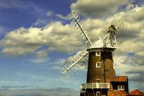 Cley Windmill by Rob Hawkins