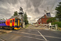 Railway Windmill  by Rob Hawkins