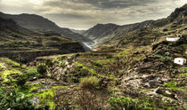 Canarian Mountains  by Rob Hawkins